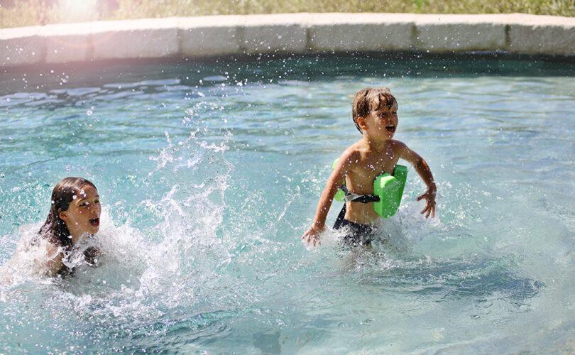 Schwimmgürtel: Sie können Leben retten!